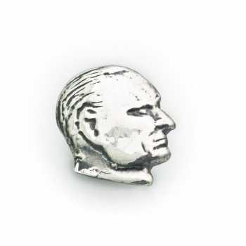 Gümüş Atatürk Rozet