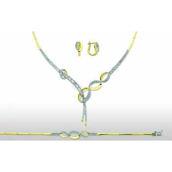 Altın Şık Takı Seti - dg05084