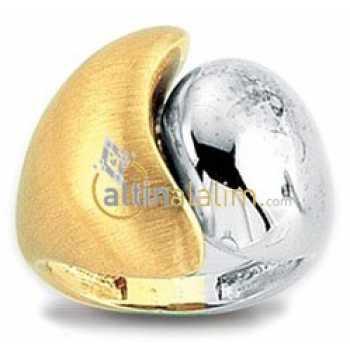 Altın Taşsız Yüzük