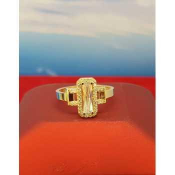 Baget  Altın Yüzük - d4y00130